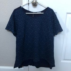 Women's top Market and Spruce size 3x